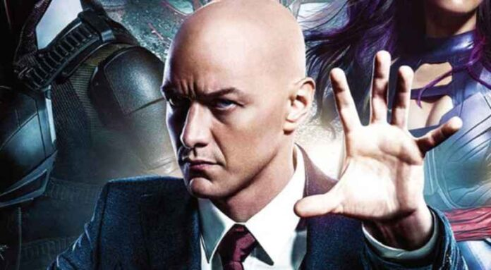 professor x as as charles xavier