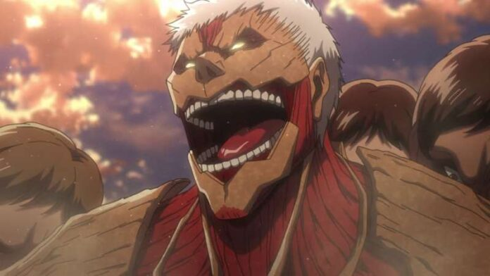Reiner Braun as Armored Titan