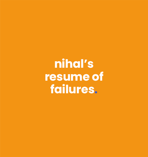 Want to see Nihal's other resume?
