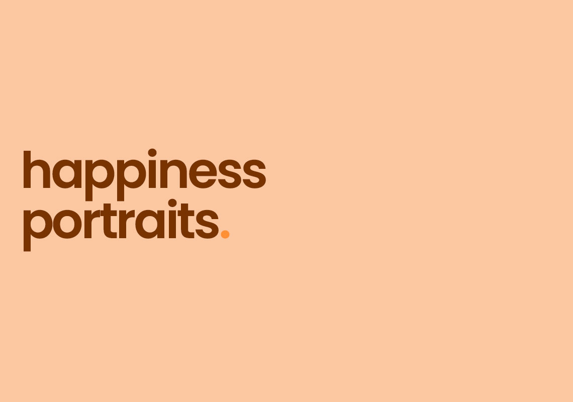 Happiness Portraits