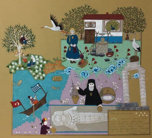 İzmir li Nine-Elsa Hiu  -Özgün Tasarım