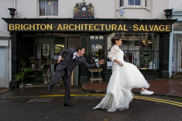 Rock the Dress photo shoot - Brighton Laines