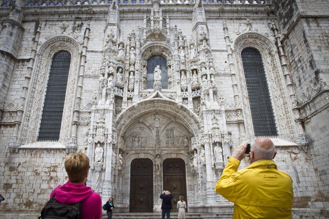 Lisbon monastery Belem