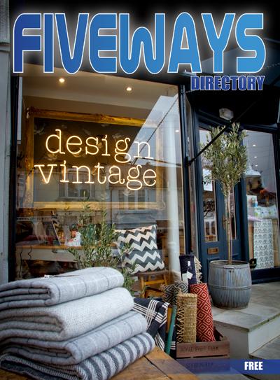 _Fiveways Design Vitage Brighton