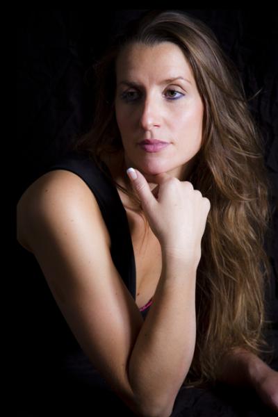 Portrait photo session Brighton - Anna-