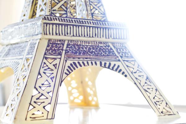 Chocadyllic_Eiffel-Tower- chocolate-art