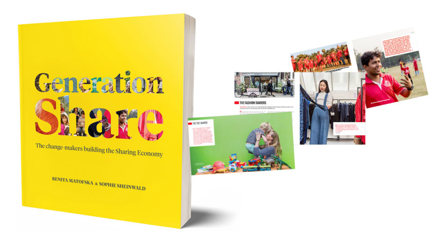 Generation Share book