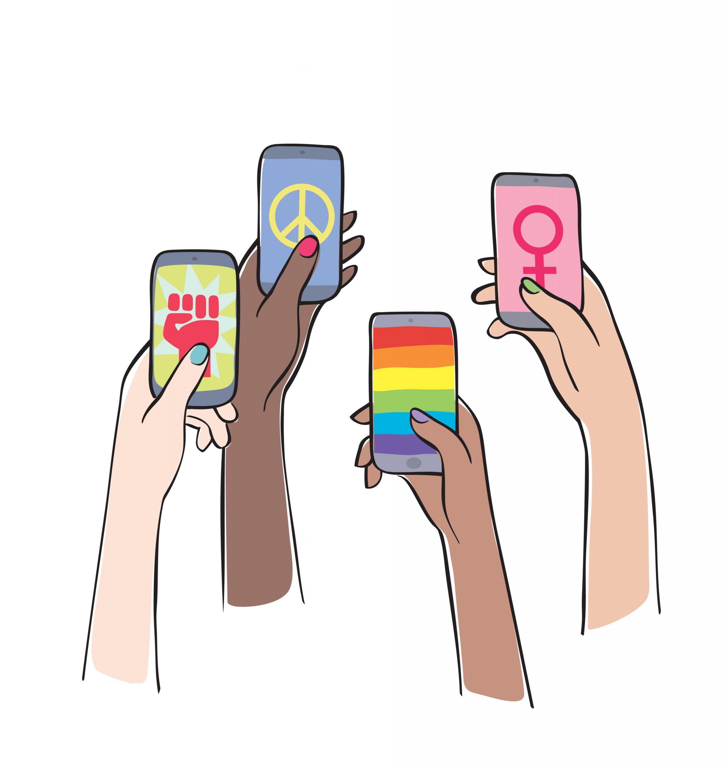Feminist Voices Online