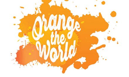 Orange The World: Fund, Respond, Prevent, Collect.