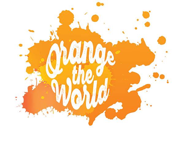 Orange The World: Fund, Respond, Prevent, Collect.