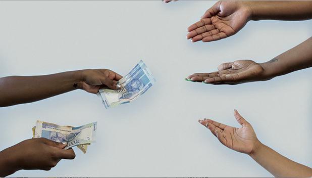 The Black Tax
