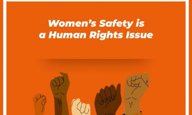 Black Women's Safety is a Human Right
