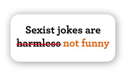 Misogynistic Humour: It's not just a joke.