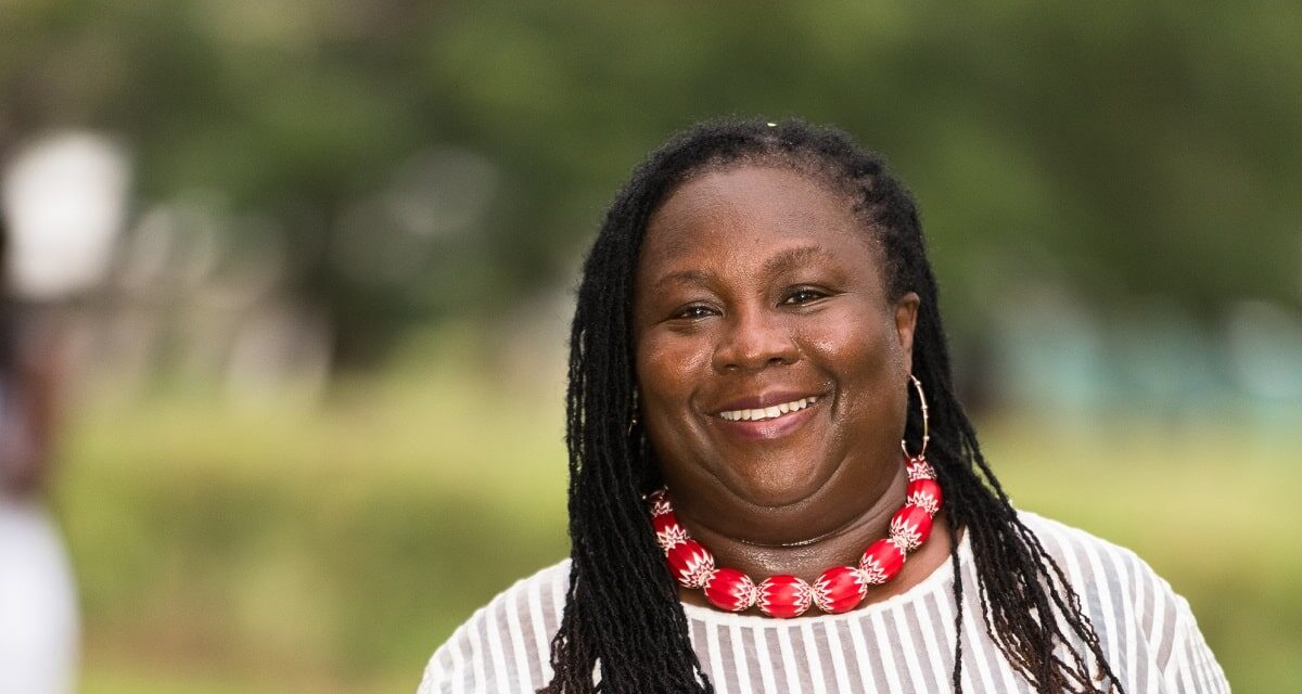 Prof. Audrey Gadzekpo @ 60: A personal journey with a Force of Life