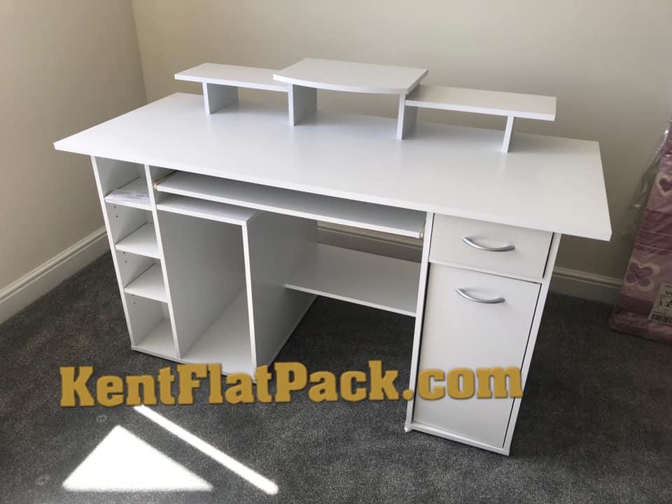 'Alphason San Diego' Desk
