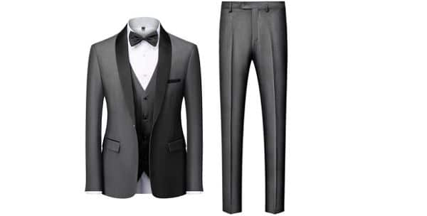 Costumes mariage homme pas cher
