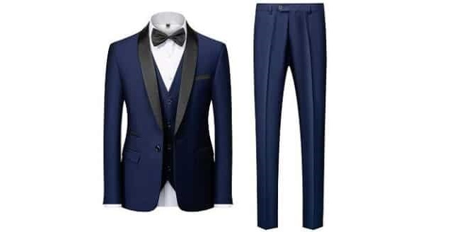 Costumes mariage homme tendance