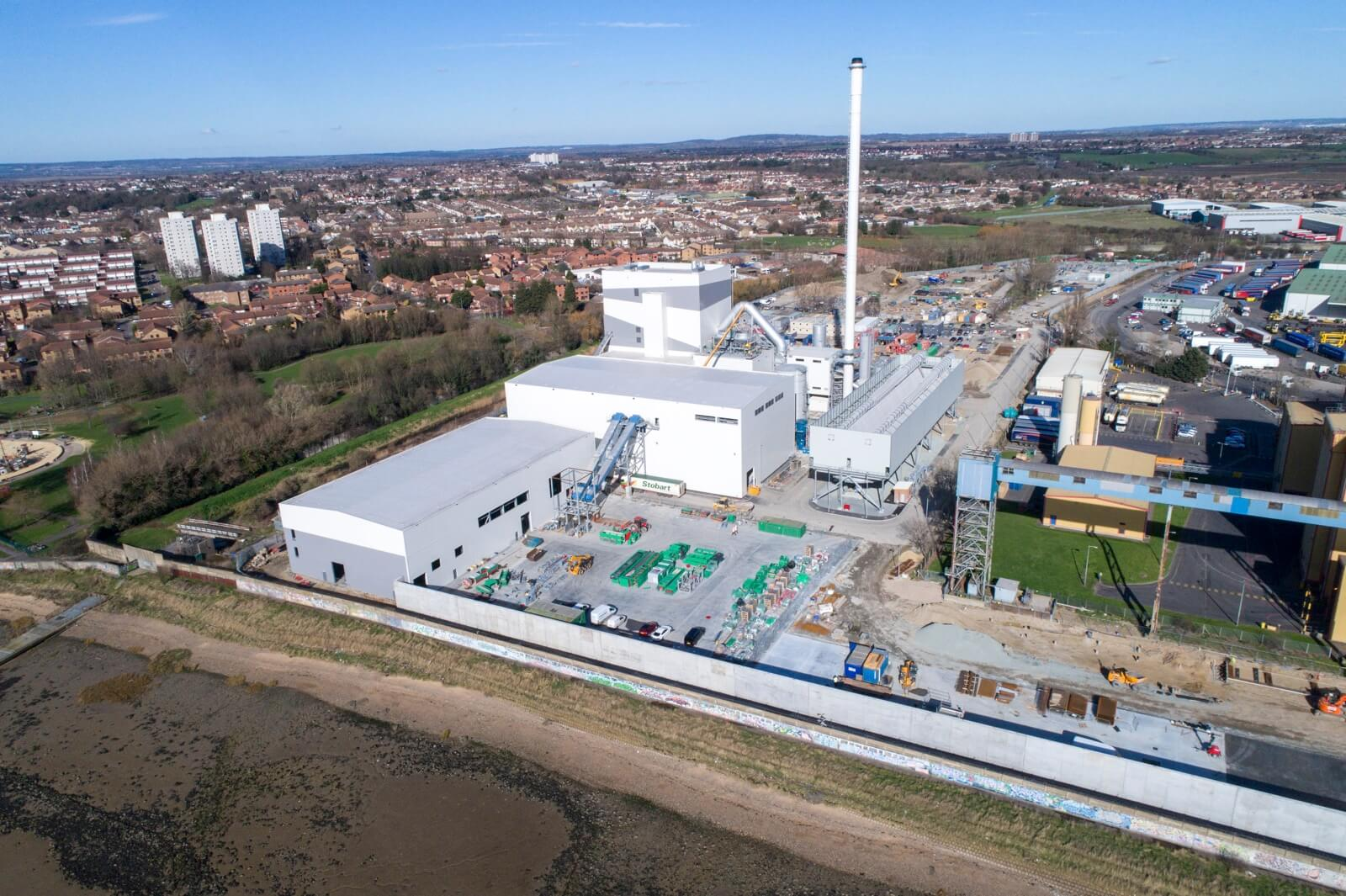 Stobart Energy processing site