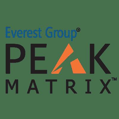 Everest Group Peak Matrix Image