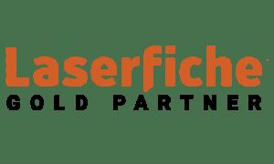 Laserfiche Gold Partner Logo