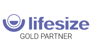 Lifesize Gold Partner Logo