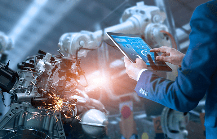 Digital Manufacturing Image