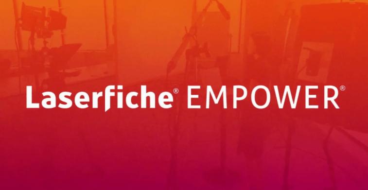Laserfiche Empower 2021 Logo