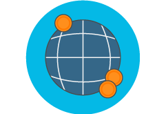 International Payments icon