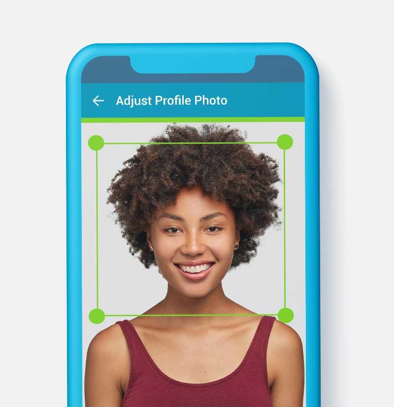 SendSpend Selfie screenshot