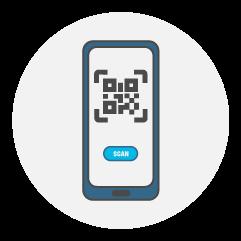 SendSpend QR Code - icon