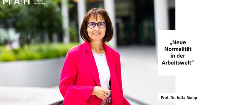 HR-Talk mit Prof. Dr. Jutta Rump Teil 2