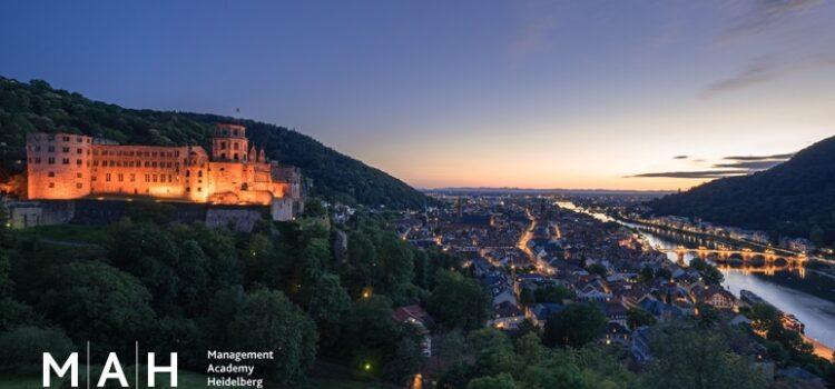 Masterverleihung im Heidelberger Schloss
