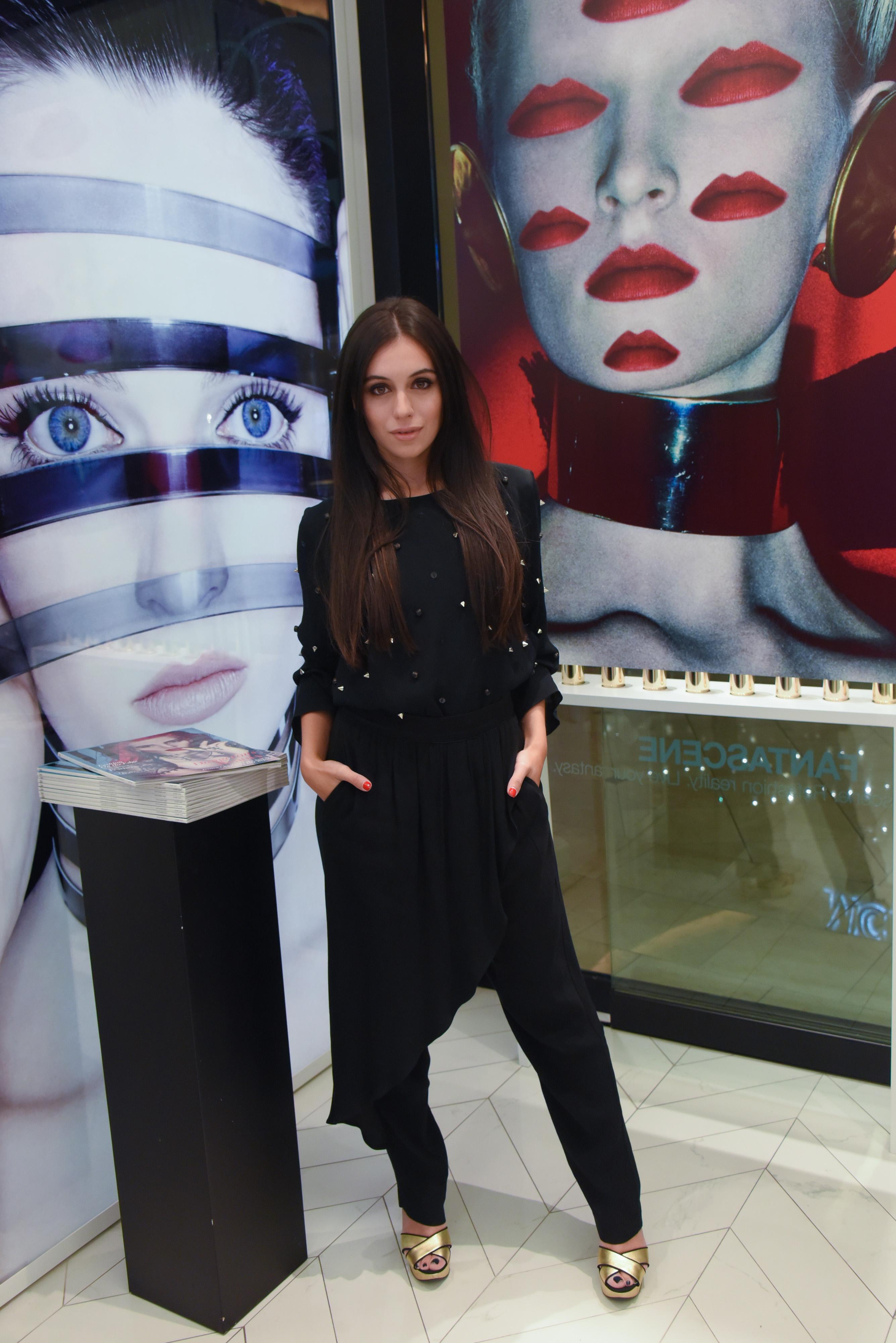 Marta x NARS with W Magazine
