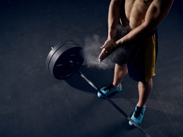 Strength training for the over 40s (Get Stronger)