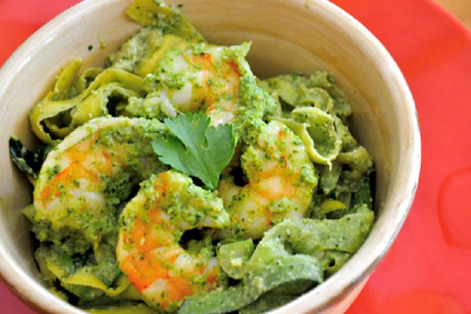 shrimp With Noodles