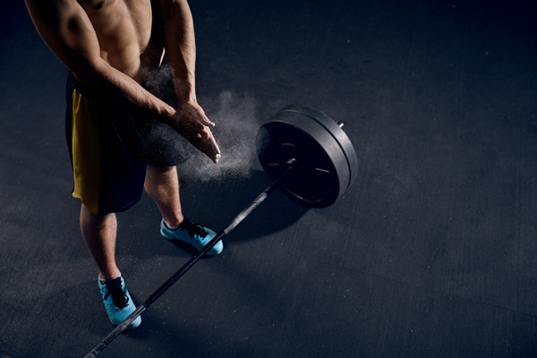 home barbell routine