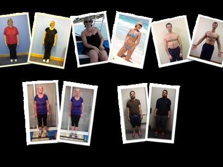 8 week weight loss challenge