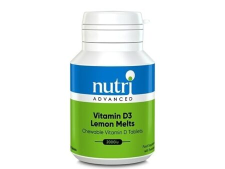 vitamin D3 lemon melts