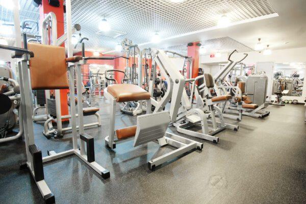 big box gym