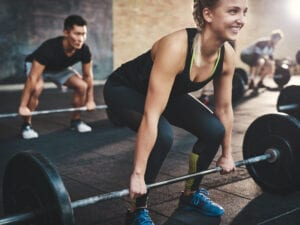 Small Group Personal Training/ Group Strength Training