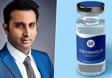 कोवीशील्ड वैक्सीन बनाने वाली कंपनी सीरम इंस्टिट्यूट के सीईओ को मिली धमकी , भारत छोड़ इंग्लैंड पहुंचे