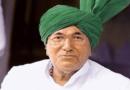 पूर्व मुख्यमंत्री चौटाला की कार का एक्सीडेंट , चौटाला मेदांता में भर्ती