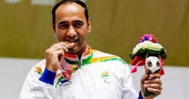 फरीदाबाद के सिंघराज ने पैरा ओलिंपिक में जीता ब्रोंज मैडल , सीएम सहित मूलचंद शर्मा व् सीमा त्रिखा ने दी बधाई