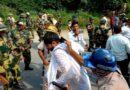 किसान आंदोलन : झज्जर में हंगामा, दुष्यंत चौटाला को काले झंडे दिखाने पहुंचे किसान, वाटर केननका प्रयोग