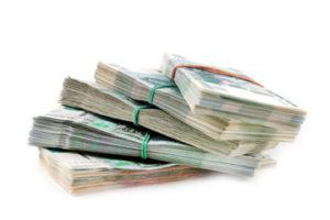 Cash in Transit Cash Bags