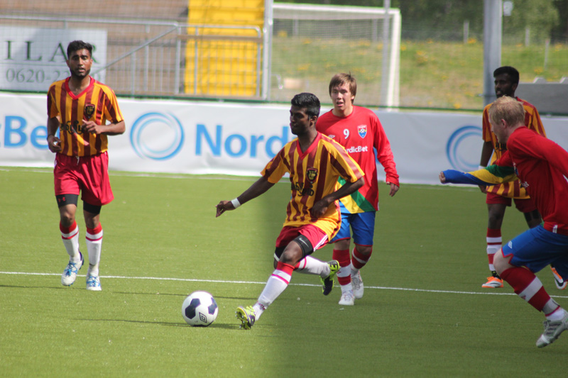 Sápmi defeats Tamil Eelam in closely contested match