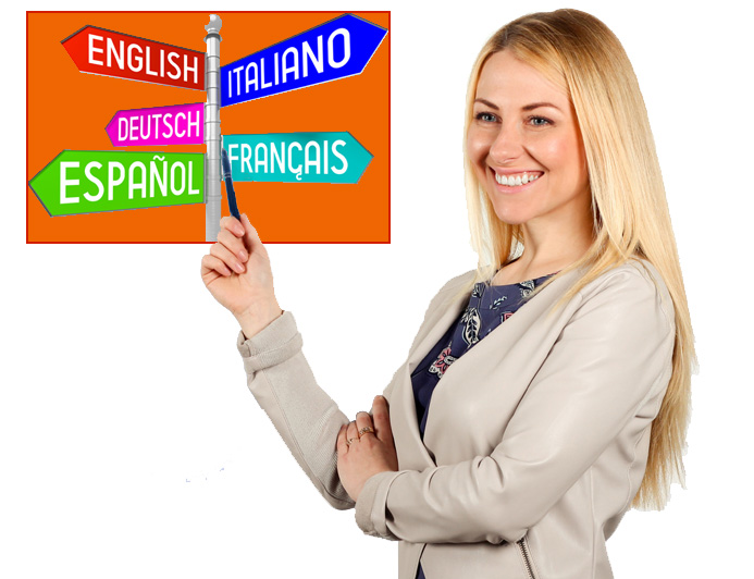 language training courses for business - image
