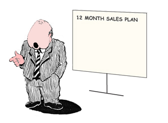 business presentation - image