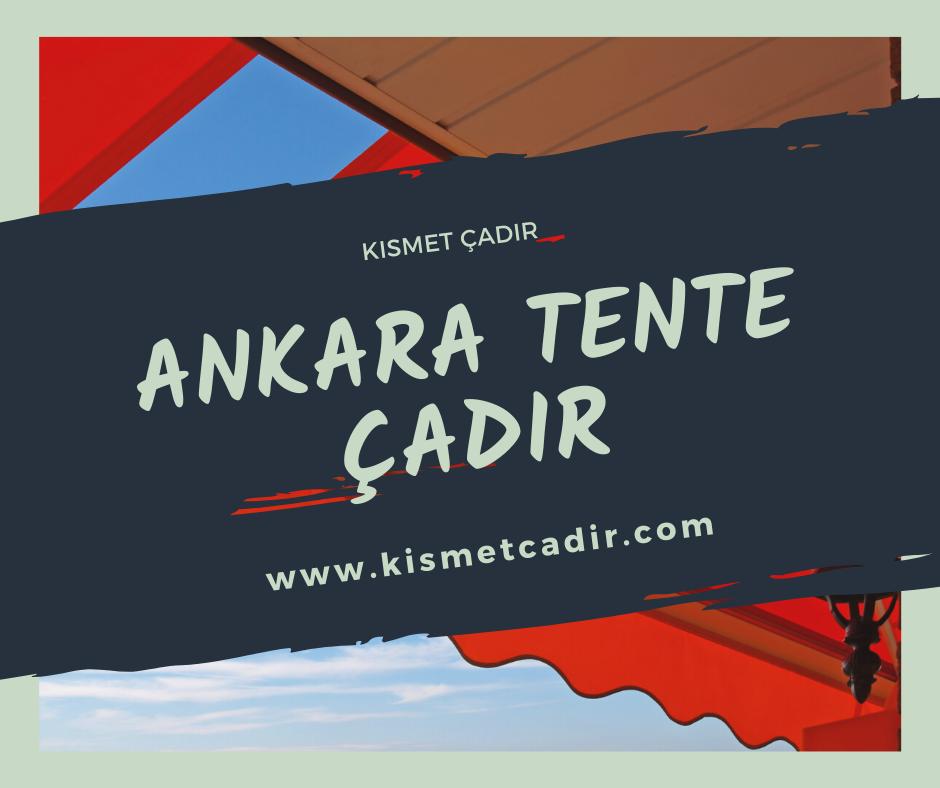 Ankara Uygun Fiyatlı Kaliteli Tenteler