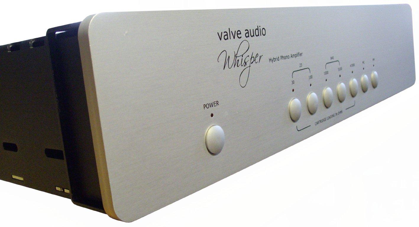 Valve Audio Whisper